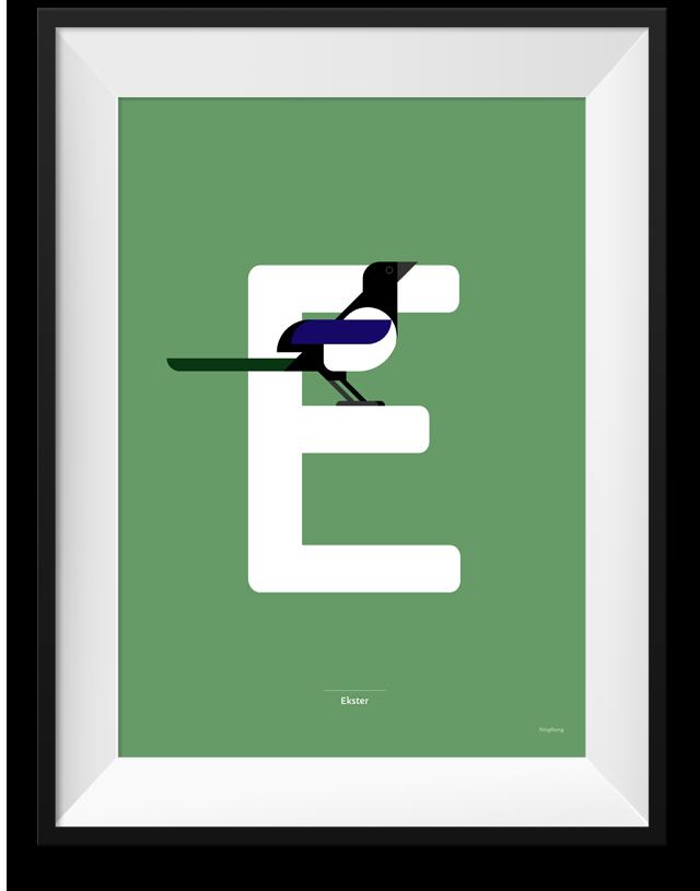 Ekster print