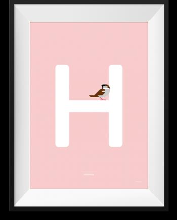 Huismus poster