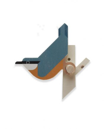 nuthatch bird wall hook