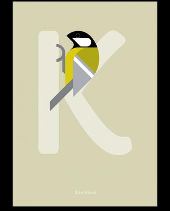 Koolmees poster