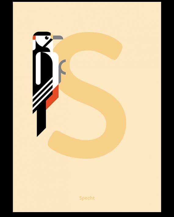 Specht poster
