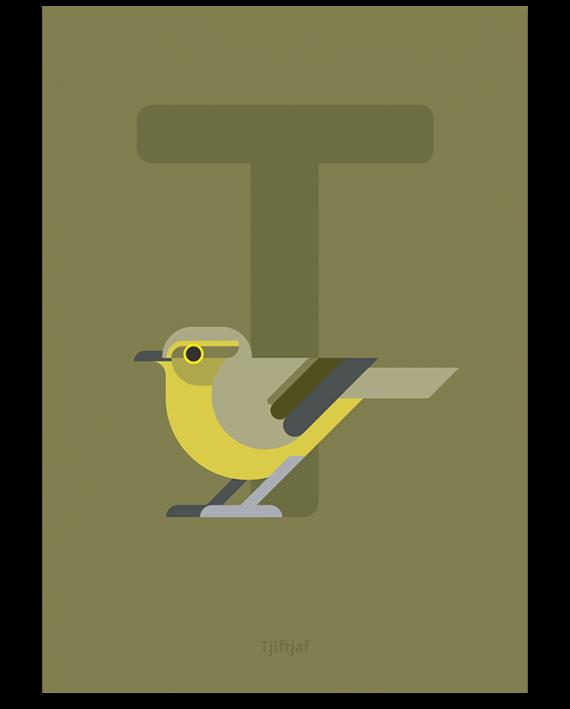 Tjiftjaf poster