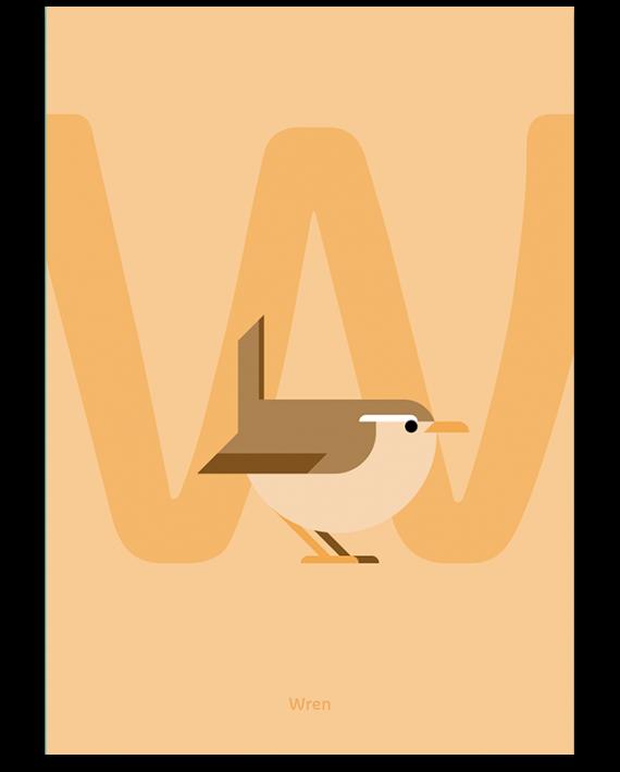 Wren poster