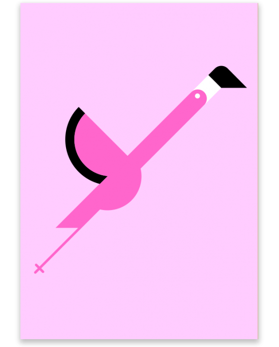 flying-flamingo-poster