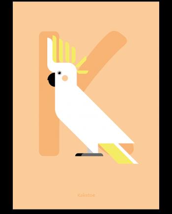 kaketoe poster